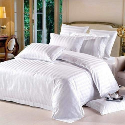 Maple Linens - Flat Double King Size Bedsheet