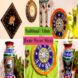 Amazing Traditional / Ethnic Home Decor Ideas