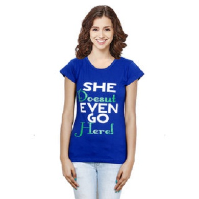 Printed Tank T-Shirts